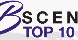 JUNE TOP 10 B-SCENE